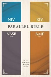 9780310446880 Four Bible Parallell